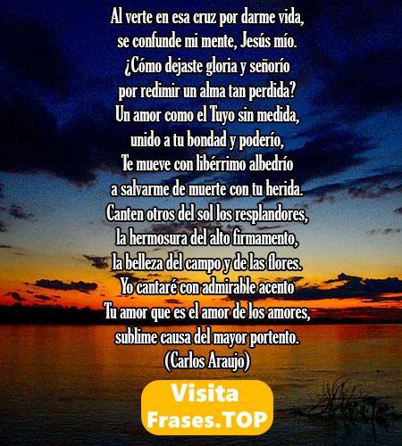 Poemas de amor cristianos