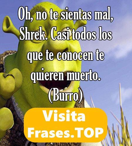 frases de Shrek 2