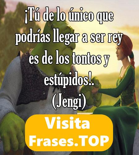 Frases de Shrek tercero