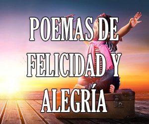poemas de felicidad y alegría