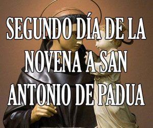 Segundo Dia de la Novena a San Antonio de Padua