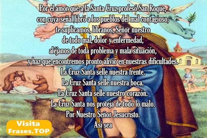 Oraciones a San Roque