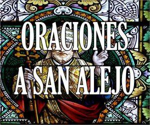 Oraciones a San Alejo