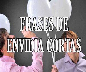 Frases de Envidia Cortas