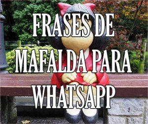 Frases de Mafalda para Wasasp