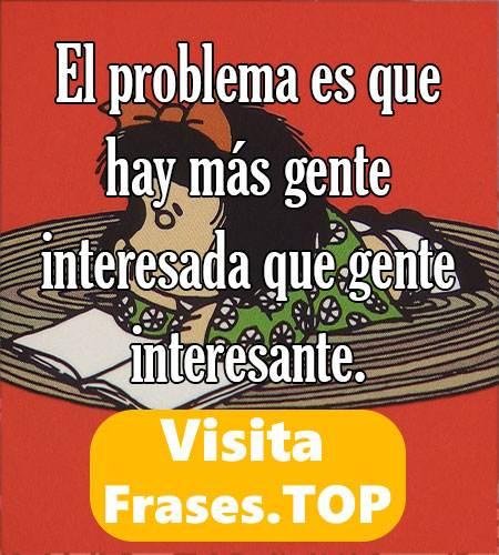 Frases Sarcasticas de Mafalda