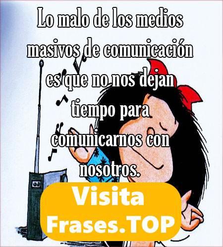 frases sobre la vida de Mafalda