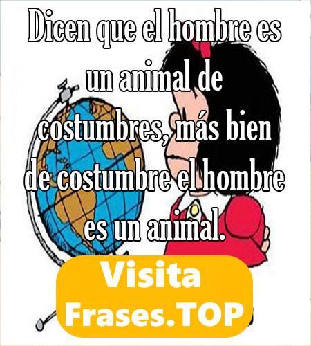 mejores frases de Mafalda