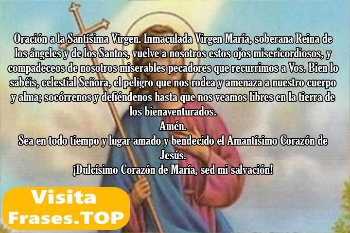 Novena a Santa Marta: Oración de todos los días