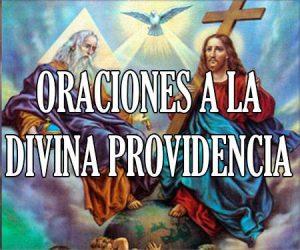 oraciones a la divina providencia